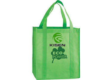 Reusable Non Woven Polypropylene Bags, Supermarket / Grocery Non Woven Carry Bags