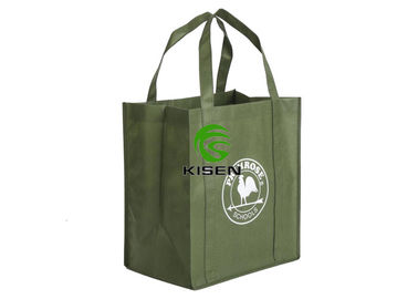 Cina Biodegradable Non Woven Shopping Bag Multi Color Glossy / Matt / Laminasi Logam pabrik
